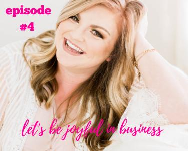Let's Be Joyful In Business