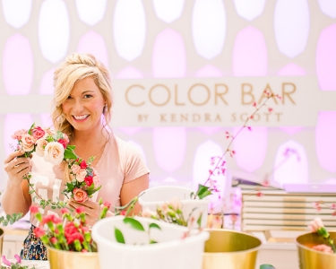 Flower Crowns + Kendra Scott