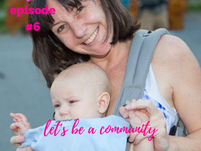 jess boya with Bella Love tells us what its like to be apart of a community and how they have built this up!