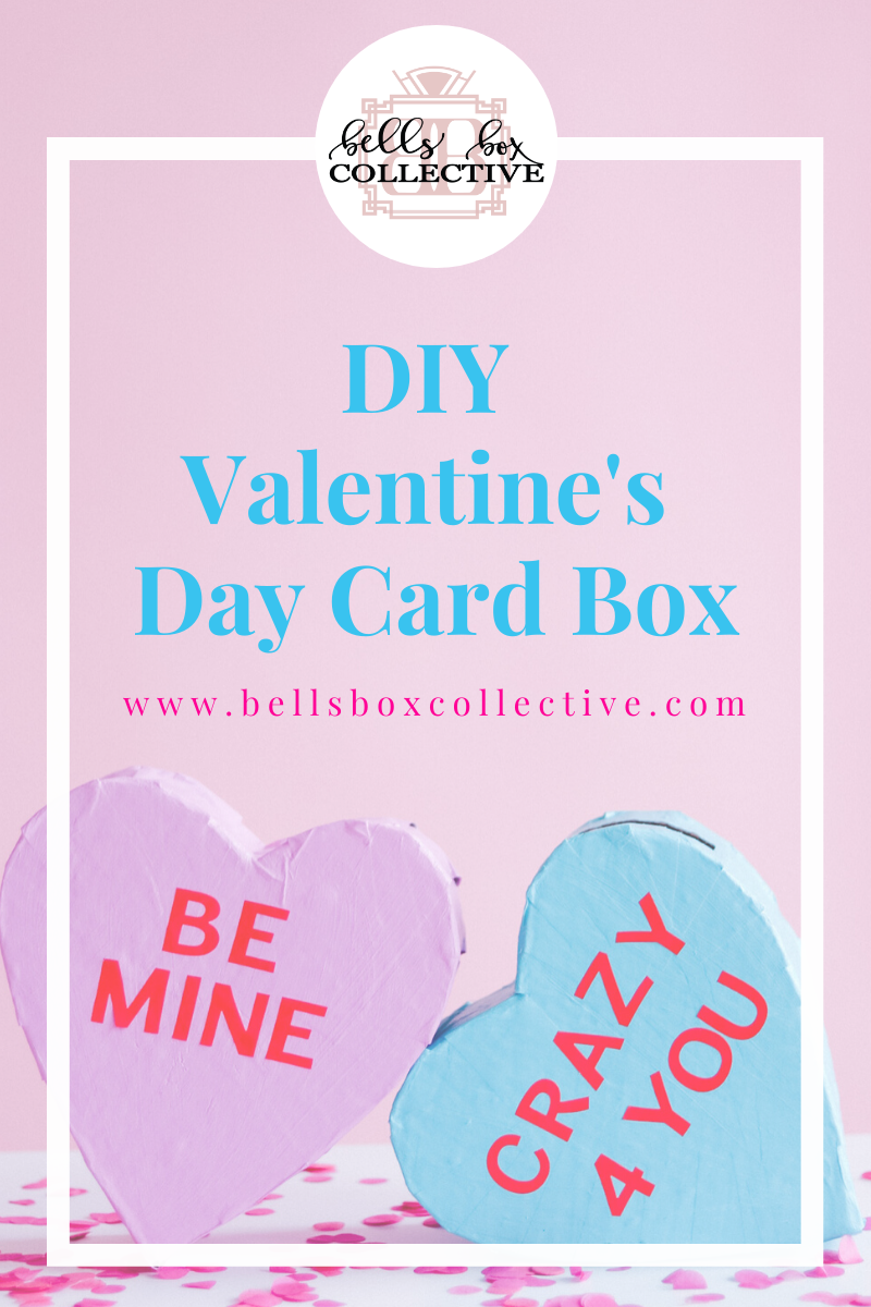 DIY Valentine's Day Card Boxes
